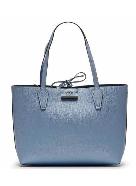 Guess tas Bobbi inside out Sky Blue HWMM6422150SKB