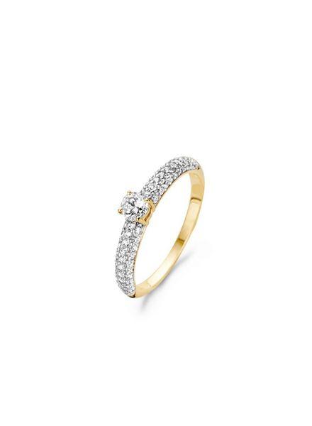 Blush Geelgouden ring 1146BZI