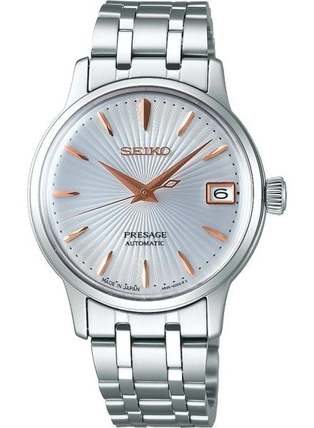 Seiko horloge Presage automaat dames SRPB855J1