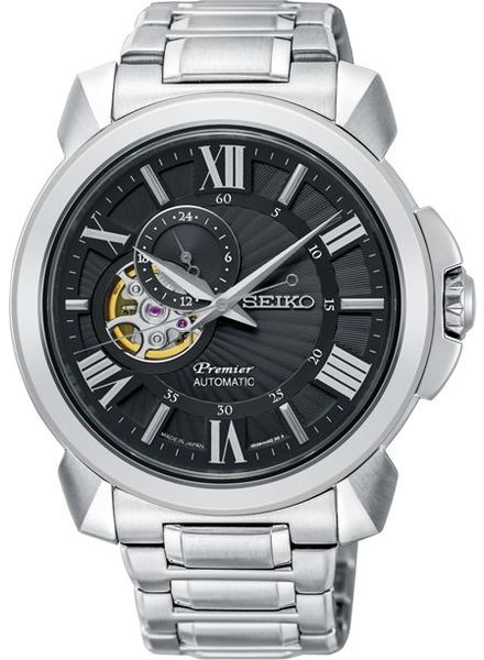 Seiko horloge premier automaat SSA371J1