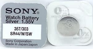 batterij 357 / 303