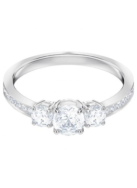 Swarovski ring Attract Trilogy Ring Round 5448897 maat 60