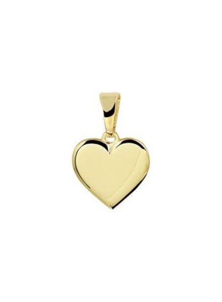Tomylo hanger goud hartje