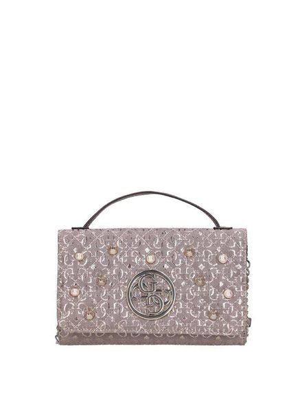 Guess tas Gioia wallet on a string HWMG6989790PEW