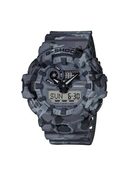 Casio horloge G-Shock Camouflage GA-700CM-8AER