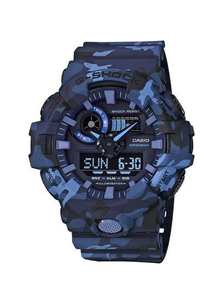 Casio horloge G-Shock Camouflage GA-700CM-2AER