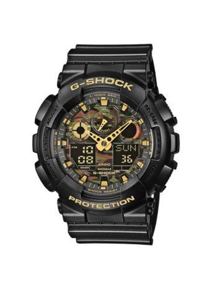 Casio horloge G-Shock-camouflage GA-100CF-1A9ER