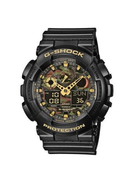 horloge G-Shock-camouflage GA-100CF-1A9ER