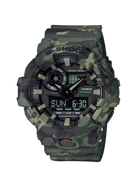 Casio horloge G-Shock Camouflage GA-700CM-3AER
