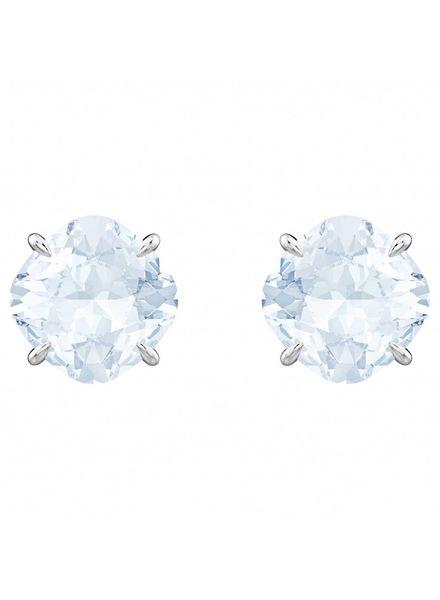 Swarovski Swarovski Mix Pierced Earrings, Blue, Rhodium plating 5427950
