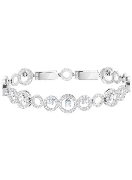 Swarovski Swarovski Creativity Bracelet, White, Rhodium plating 5416358