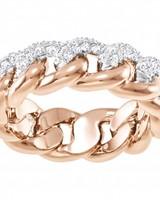 Swarovski Swarovski ring rosékleurig 5409185