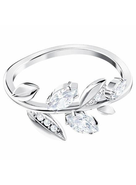 Swarovski Swarovski ring - zilverkleurig - Mayfly - 5441205