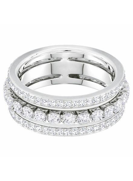 Swarovski Swarovski ring zilverkleurig - Further - 5409642