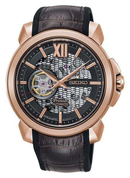 Seiko horloge Premier automaat SSA374J1