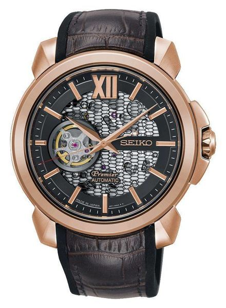 Seiko Seiko Premier automatisch horloge SSA374J1