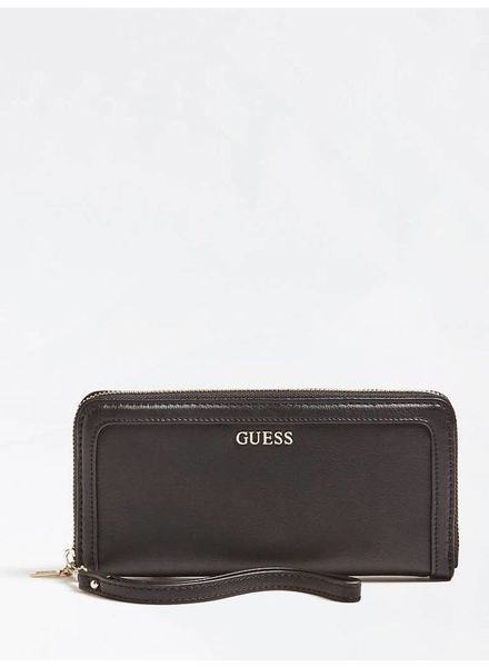 Guess Guess Portemonnee Sienna large Zip Around SWVE7099460BML