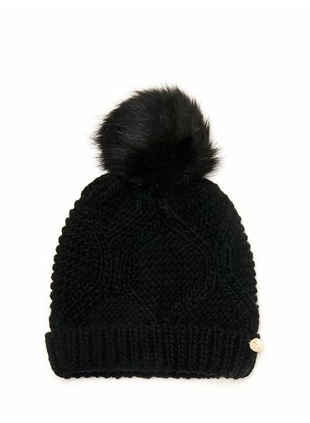 Guess Guess Muts met Pompon AW6801WOL01BLA