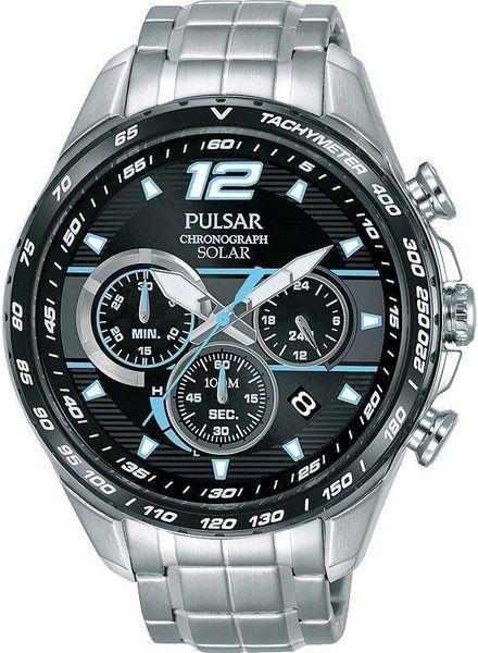 Pulsar Horloge chronograaf - solar - PZ5031X1