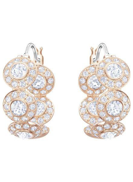 Swarovski Swarovski oorringen Angelic Pierced Earrings Hoop 5418271