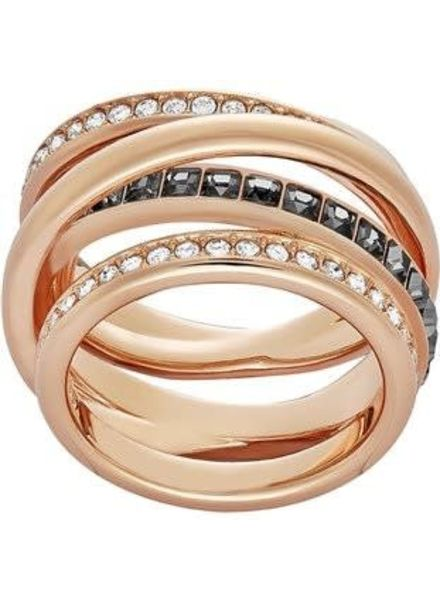 Swarovski Swarovski ring Dynamic Rose 5184221