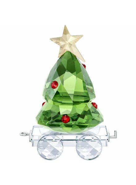 Swarovski Swarovski CHRISTMAS TREE WAGON 5399977