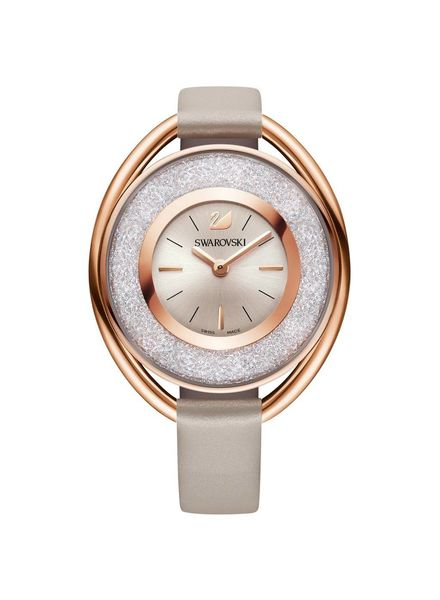 Swarovski Swarovski horloge Crystalline Oval - rosegoud 5158544