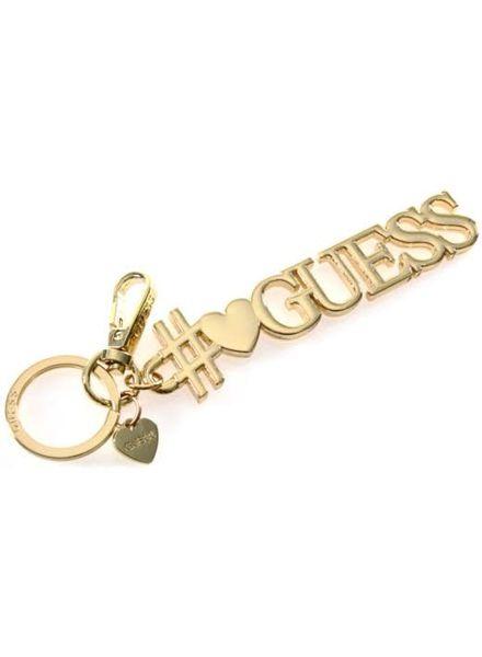 Guess Guess sleutelhanger RWN010P8401GOL