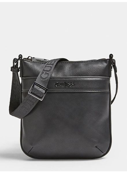 Guess Guess herentas City mine flat crossbody HM6537POL84BLA