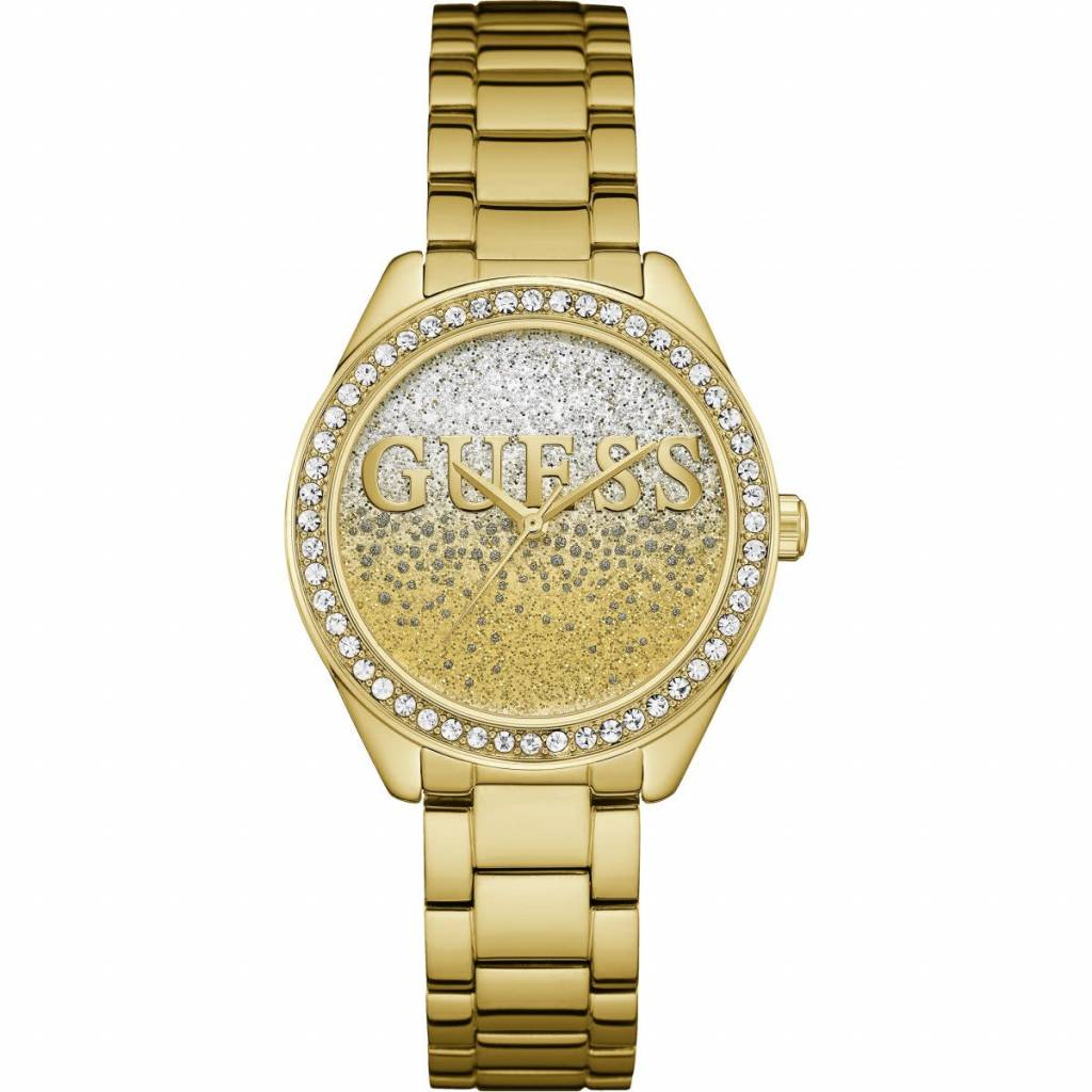 Guess Guess Horloge Glitter Girl W0987L2