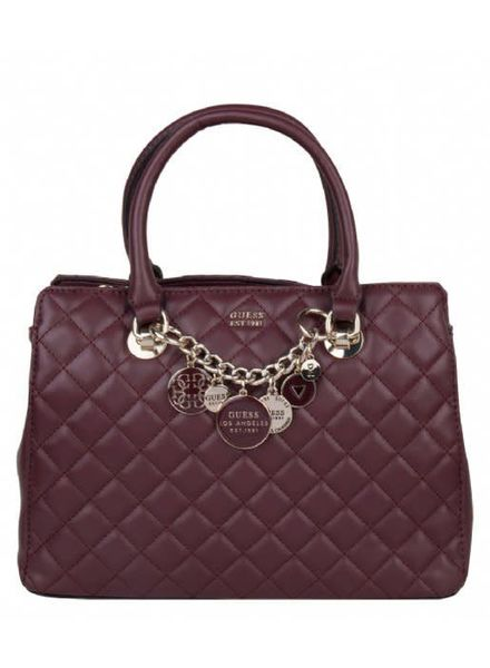 Guess Guess tas Victoria Luxery Satchel HWVG7107060BUR