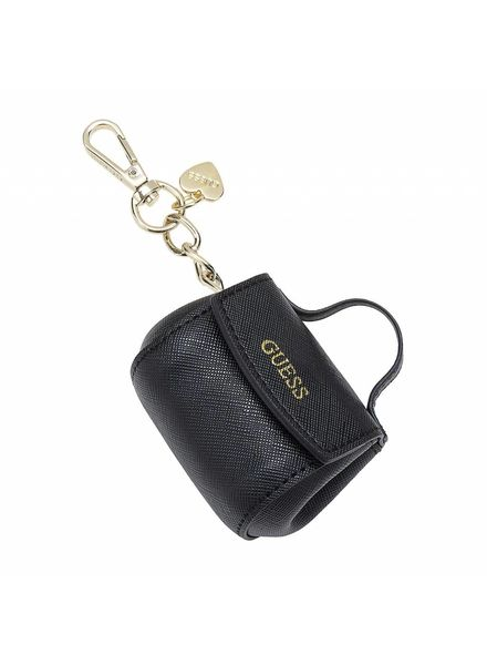 Guess sleutelhanger mini bag black