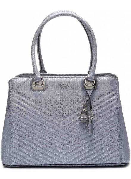Guess Guess tas Halley Girlfriend satchel Ice - HWSY6780090ICW