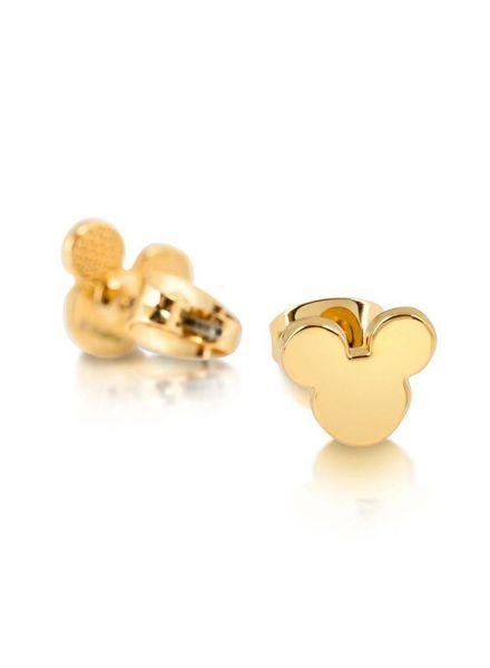 Disney Disney Mickey Mouse oorknoppen goudkleurig