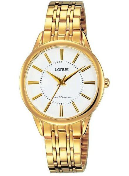 Lorus Horloge DAMES DOUBLE BRACELET WIT 50M WR