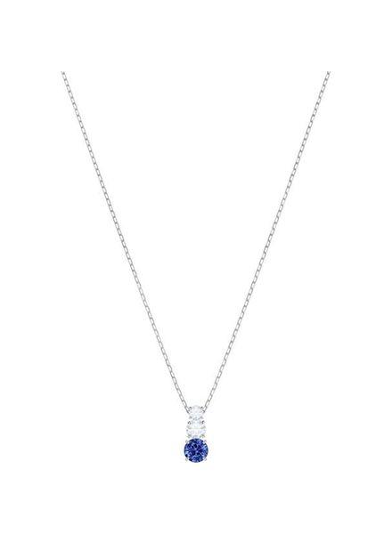 Swarovski Swarovski ketting Attract blauw 5416156