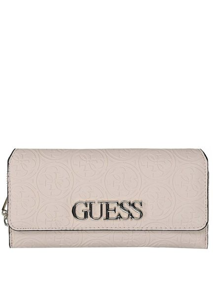 Guess Guess portemonnee Heritage Pop Blush SWSG7178620BLS