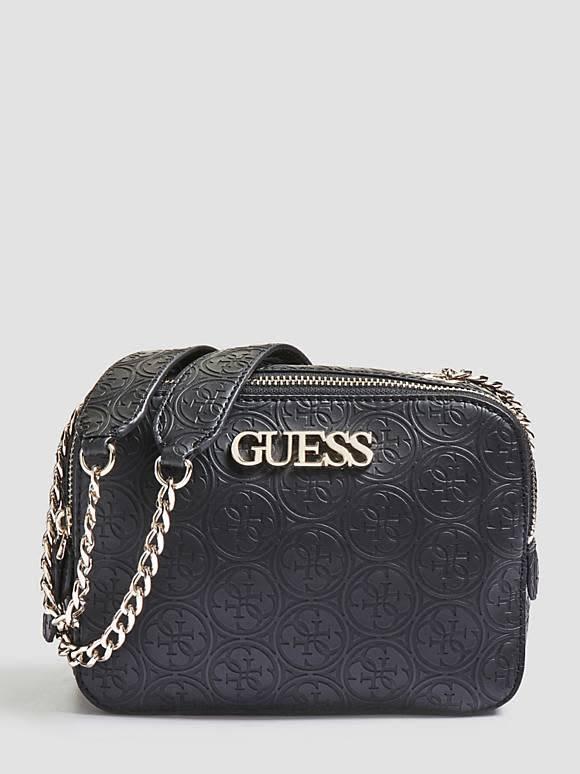 86ee420552b Guess tas Heritage Pop Black HWSG7178140BLA - Roemer juwelier