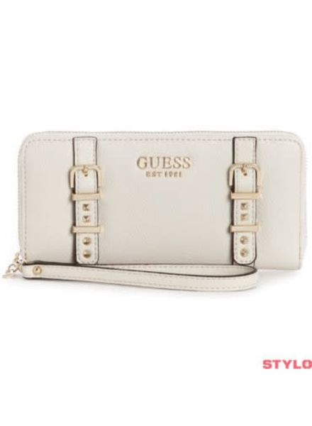 Guess Guess portemonnee Eileen Stone SWVG7169460STO