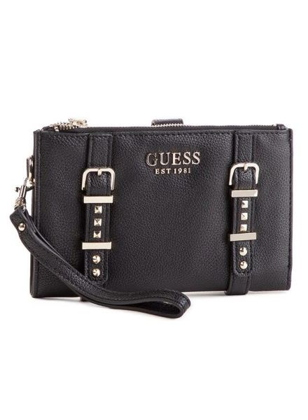 Guess Guess portemonnee Eileen zwart SWVG7169570BLA