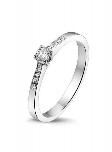 Passione Passione ring GGA0668 0.12ct