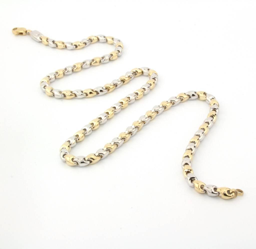 Monzario Oro Monzario gouden collier 838C BIC