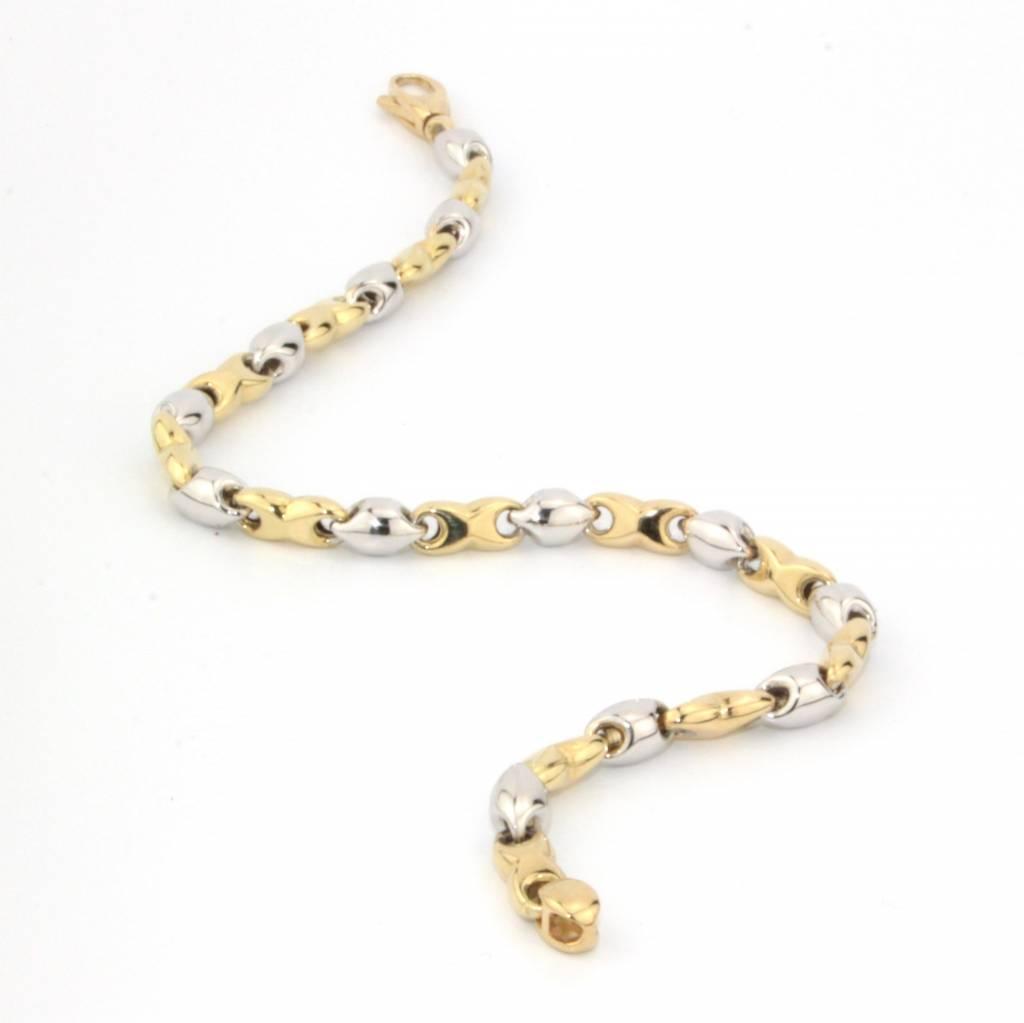 Monzario Oro Monzario gouden armband 80A