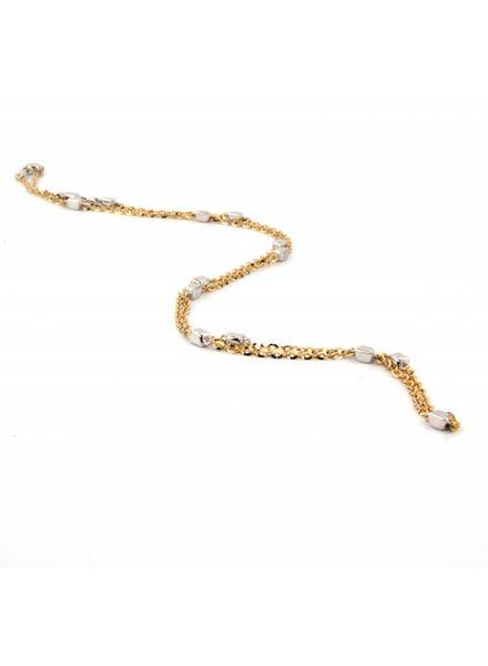 Monzario Oro Monzario gouden collier 1188C