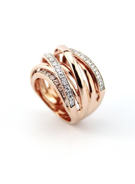 Passione Passione gouden ring 1,20ct