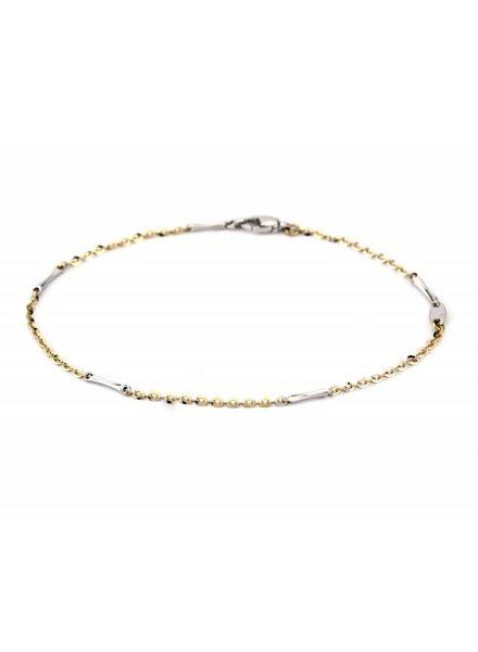 Monzario Oro Monzario gouden armband 1187A