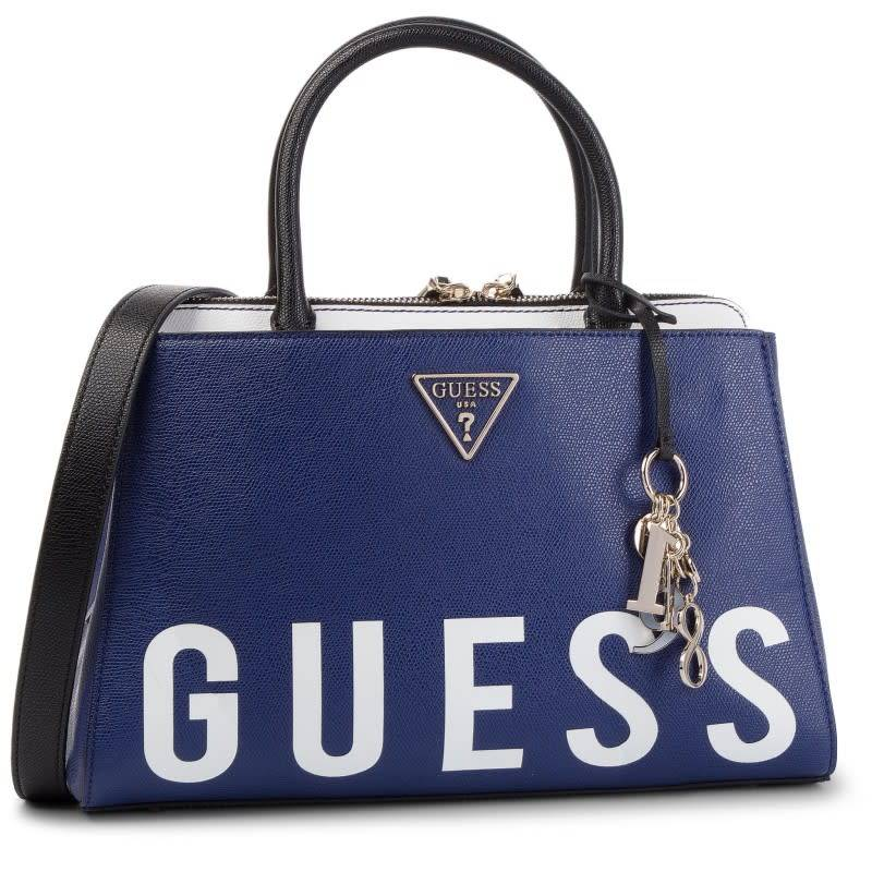 Guess Guess Tas Maddy Girlfriend Navy Multi HWVL7291060NML