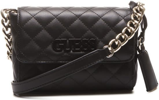 Guess Guess Tas Elliana Crossbody Black HWVG7302780BLA