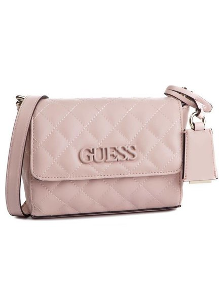 Guess Guess Tas Crossbody Elliana Mini Crossbody BlushHWVG7302780BLS