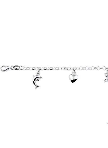 Tomylo Tomylo armband met bedels 1007753